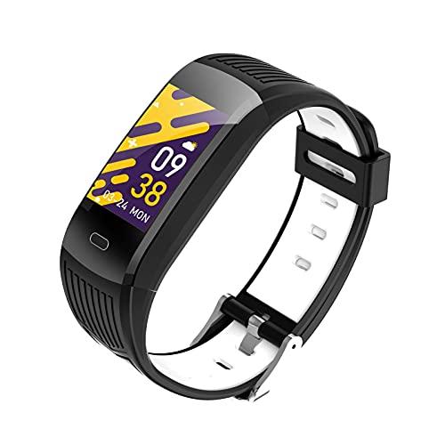 WOTEG Pulsera Actividad Inteligente, Reloj Inteligente Deportivo Impermeable IP68 para Hombre Mujer niños Smartwatch con Pulsómetros Monitor de Sueño Caloría Podómetro, Regalo para Mujer Hombre niños