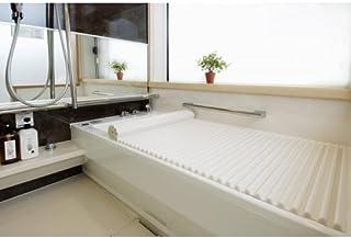 イージーウェーブ風呂フタ 85×150cm用 ホワイト 4348o