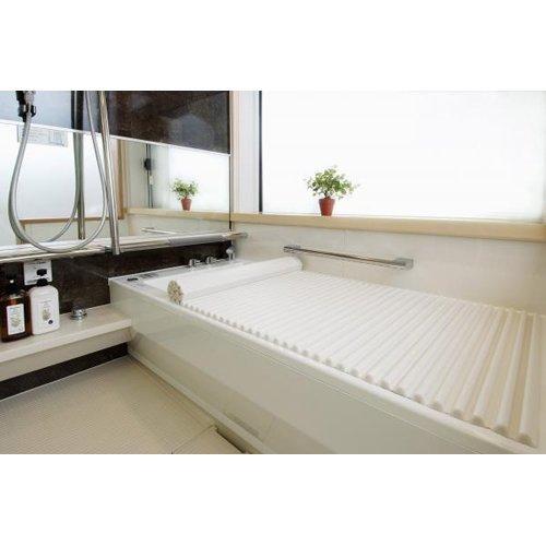 イージーウェーブ風呂フタ 75×155cm用 ホワイト 4254o
