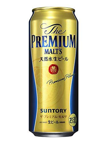 サントリー プレミアムモルツ 500ml×1ケース(24本)