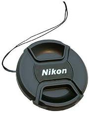Boosty® 52mm Center Pitch Lens Cap with String Thread for Nikon Lens AF-S DX Nikkor 35 mm f/1.8G Prime Lens Nikon DX Nikkor 18-55 mm f/3.5-5.6G VR AF-S Lens Replaces LC-52(52mm)