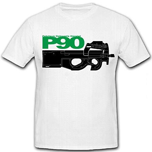 P90Fabrique Nacional SLP35-KR6-GS3tal de FN Personal Defence Weapon MP eléctrica pistola arma...