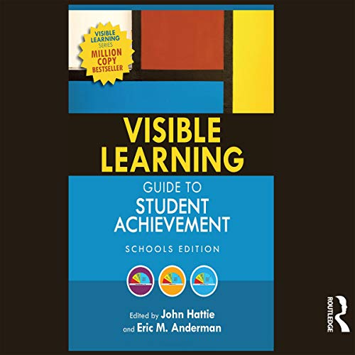 Visible Learning Guide to Student Achievement cover art