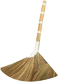 Long Handle Broom Wear Resistant Wall-Mounted Household Cleaning Anti-Static Do Not Absorb Dust Soft Low Carbon Handmade (...