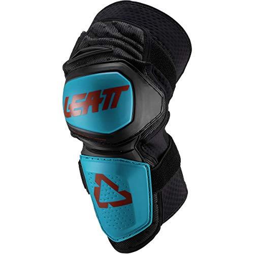 Leatt De Enduro kniebrace is een uitstekende bescherming, getest en CE-gecertificeerd. Hij is geschikt voor mountainbikes. Kniebeschermers, uniseks.
