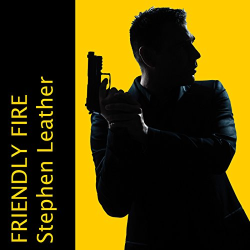 Friendly Fire audiobook cover art