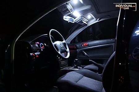 Innenraumbeleuchtung Set Für Passat 3b 3bg Limousine Cool White Auto