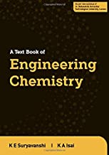A text book of Engineering Chemistry: by K E Suryavanshi and K A Isai