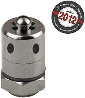 Magefesa Star hasta 2012 - Válvula de Seguridad Compatible con Olla a presión rápida Magefesa Star Modelo hasta 2012. Repuesto Oficial Directo Desde el Fabricante