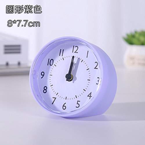 hlyhly Digitale wekker, digitale wekker, Bedside digitaal alarm klok student Home simpele elektronische klok alarm rechthoekige Desk Ring