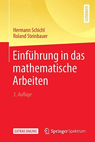 Einführung in das mathematische Arbeiten