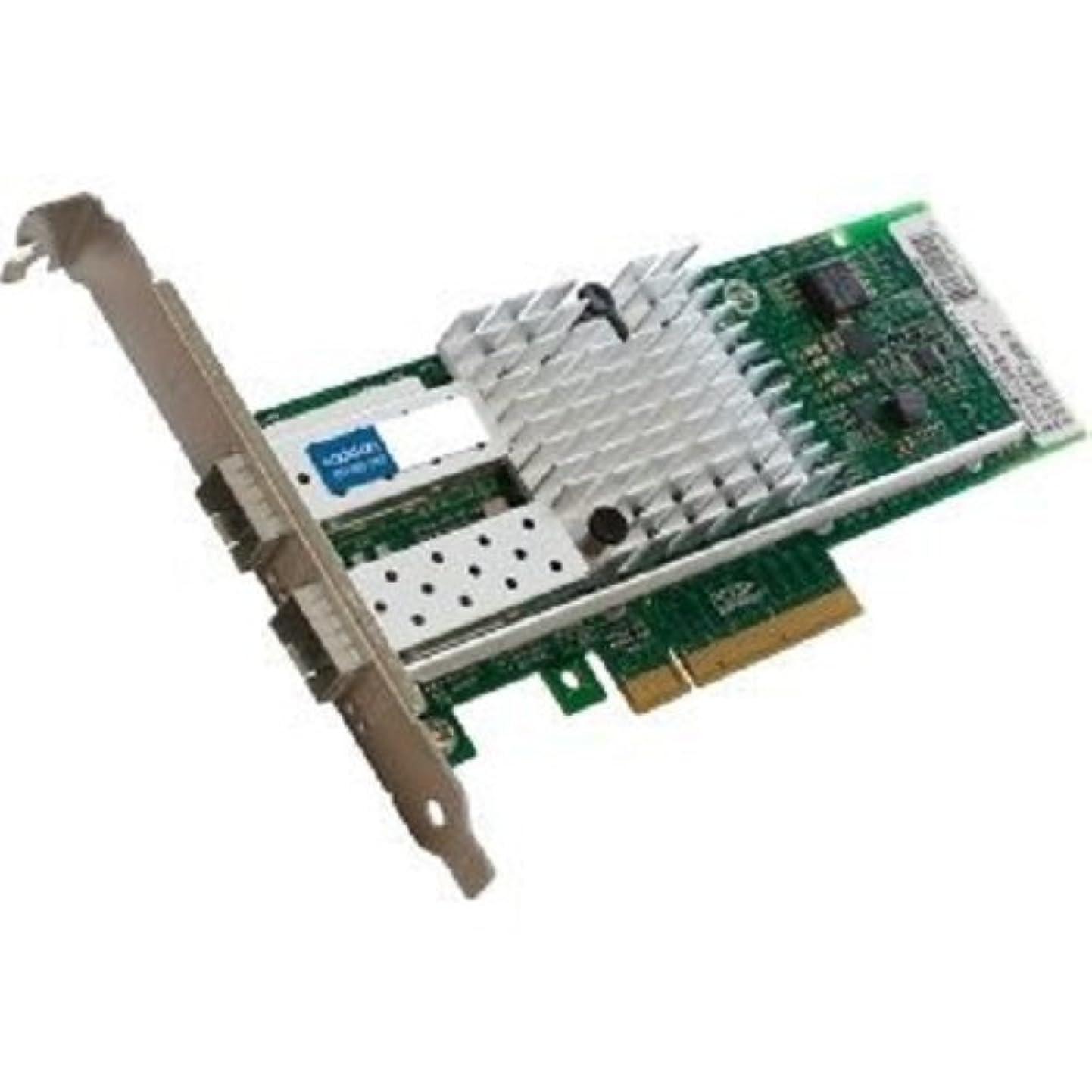 クロス水分付けるaddoncomputer. Com 10ギガビットイーサネットNIC W / 2?Open SFP +スロットPCIe x8?( 665249-b21-aok ) -