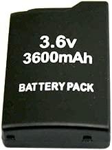 Generic 3.6V 3600mAh Battery Pack for Sony PSP 1000