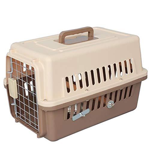 Vogeldrager, vogel reiskooi transporttas huisdier handtas doos voor papegaai kleine vogels en kleine dieren, 48 * 32 * 30CM
