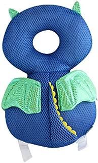 ベビー保護パッド 頭部保護パッド赤ちゃん 転倒 頭 リュック 転倒防止 メッシュ 保護 クッション ベビー ヘルメット セーフティー ヘッドガード 極厚クッション 出産祝い