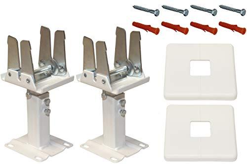 HK Befestigung Kompakt Heizkörper T Standkonsolen Standfuß Standfüße T1 T2 T3 (T-3)