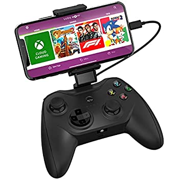 Rotor Riot Mfi Certified Gamepad Controller for iOS iPhone - Wired with L3 + R3 Buttons Power Pass Through Charging Improved 8 Way D-Pad and redesigned ZeroG Mobile Device