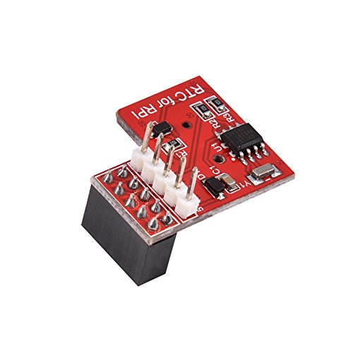 Diyeeni Real Time Clock Module RTC DS1307 High Precision Real Time Clock for Raspberry Pi 3/2 Model B