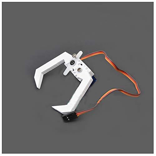 TMIL Roboterarm Klipp-Greifer Mechanische Greifer Mit SG90 Servo, Für Roboter-Hersteller Und Arduino Stater, DIY Roboter-Teile