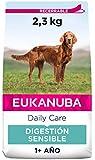 EUKANUBA Daily Care Alimento Seco para Perros Adultos con Digestión Sensible 2,3 kg