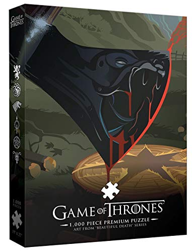 USAOPOLY Violence is A Disease Game of Thrones...