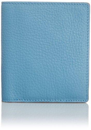[Vintage Revival Productions] Air wallet matte shrink leather 財布 日本製 59207 ブルー