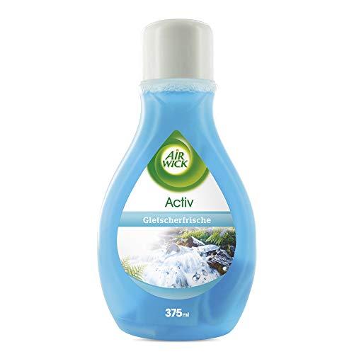 Air Wick Activ – Duftaufsteller mit frischem Duft gegen unangenehme Gerüche – Duft: Gletscherfrische – 3 x 375ml