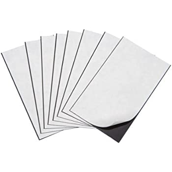 30 mil Marietta Magnetics 25 Magnetic Sheets of 4 x 6 Adhesive
