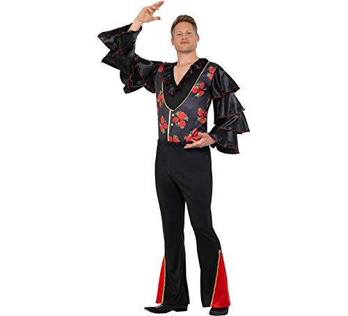 Smiffys Flamenco Tänzer Herren Kostüm Spanier Karneval Fasching