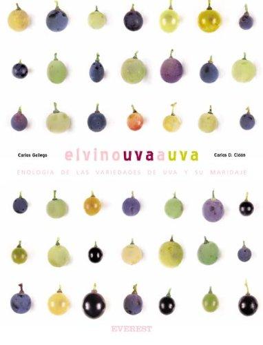 El vino uva a uva (Cocina temática)