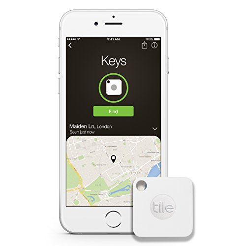 Tile Mate - Key Finder. Phone Finder. Finder für Alles - 4er-Pack