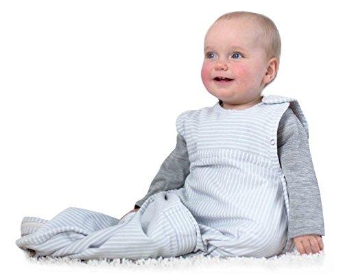 Merino Kids Sac de couchage pour bébés 0-2 ans, Tourterelle des bois
