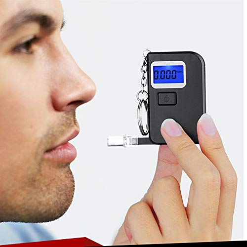 Alcoholímetro, Probador de alcohol de aliento profesional P