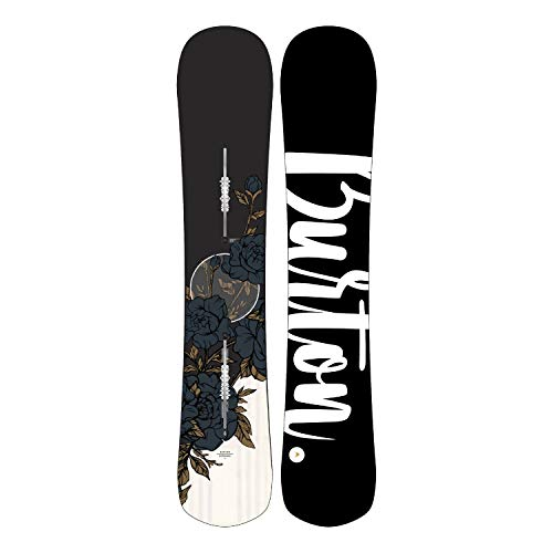 Burton Damen Freestyle Snowboard Feather, Größe:155, Farben:no Color