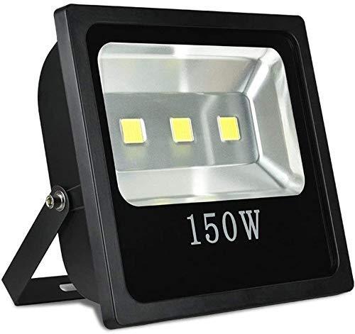 RUXMY Home Aluminiumglas Außenflutlicht wasserdichte Werbung 100W / 150W / 200W / 250W COB Flutlichter Technische Beleuchtung Suche Notlicht Community Park Landschaft Externe Spotlampe