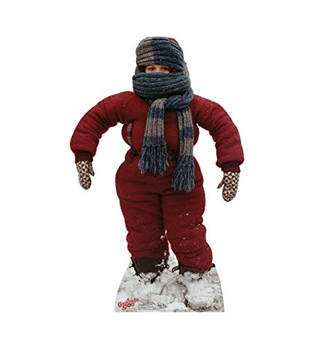 Advanced Graphics Randy I Can't Put My Arms Down Life Size Cardboard Cutout Standup - A Christmas Story