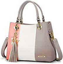 Pomelo Best Handbags for Women with Shoulder Strap in Pretty Colors Combination