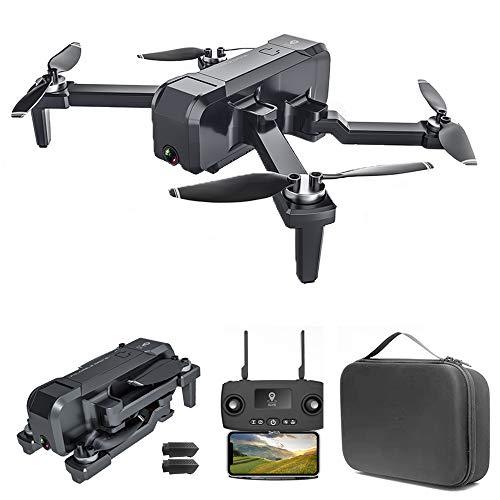 GoolRC RC Drone Cámara 4K Cámara Dual con ESC 5G WiFi FPV Motor sin Escobillas GPS GLONASS Posicionamiento Gesto Foto Video Posicionamiento Flujo óptico Pista Vuelo Seguimiento Inteligente Quadcopter