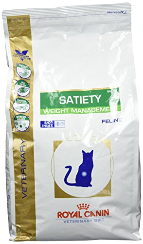 ROYAL CANIN Alimento para Gatos Satiety Support Weight Management SAT34-3.5 kg ⭐