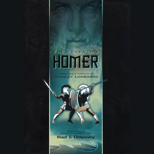 Homer audiobook cover art