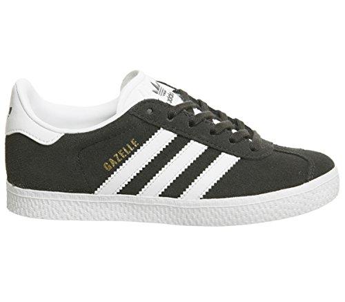 Adidas Gazelle Unisex-kinderschoenen, grijs, 36 EU