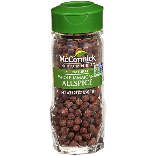 McCormick Gourmet Whole Jamaican Allspice, 1.25 oz