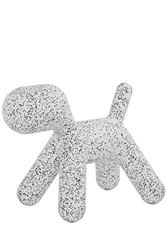 Magis Me Too Puppy - Sgabello per Bambini in polietilene con Superficie Opaca, Dalmatian, Medium