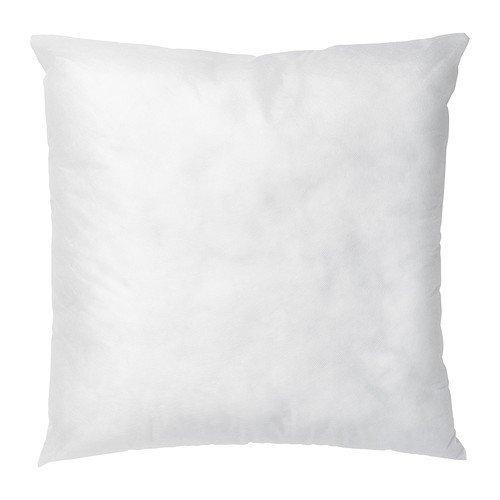 IKEA INNER Innenkissen in weiß; (50x50cm)