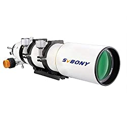 small SVBONY SV503 Telescope 80ED F7 Telescope OTA 560 mm with excellent visibility and …
