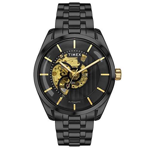 Timex Automatic Analog Grey Dial Men's Watch-TWEG17505