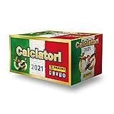 Figurine Panini Calciatori 2021 - Box da 100 bustine