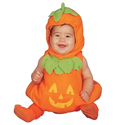 Dress Up America Costume da zucca carino bambino