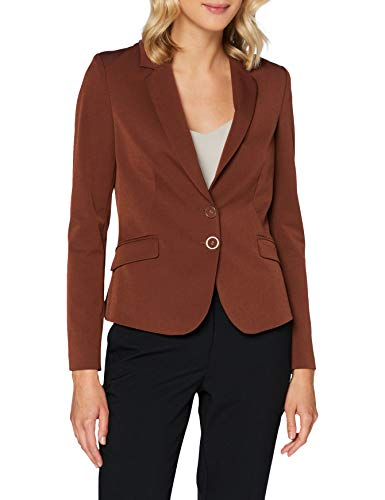 comma Damen 85.899.54.1321 Blazer, 39T2 Dark red, 40