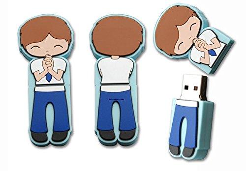 Lote 10 Memorias USB COMUNIÓN NIÑO 4GB - Pendrives, Pendrive, USB Personalizados Baratos, Originales Detalles y Recuerdos de 1ª Comunión